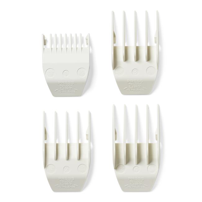 Peanut Attachment Combs Set