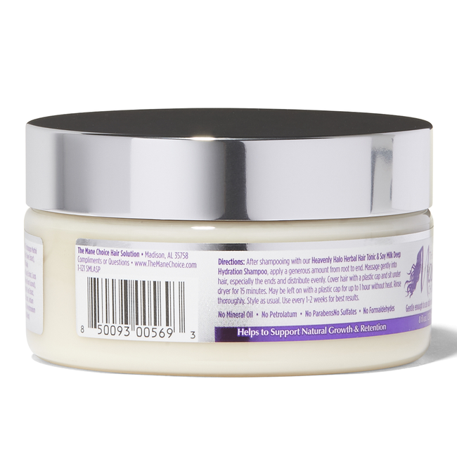 Heavenly Halo Herbal Hair Tonic & Soy Milk Deep Hydration Mask