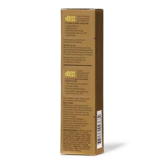 3NN Medium Rich Neutral Brown Premium Creme Hair Color