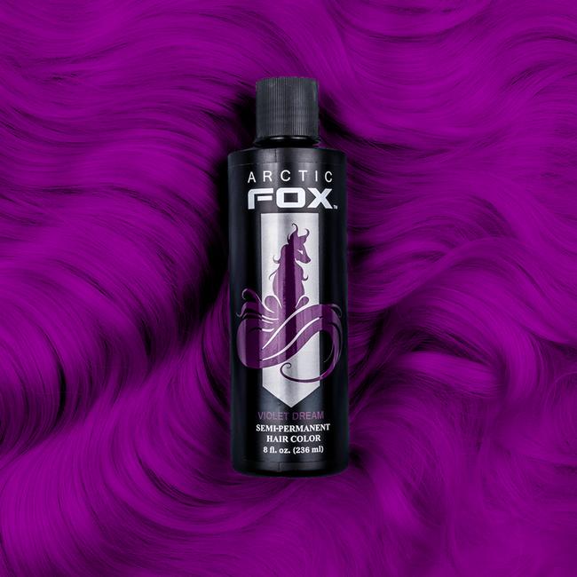 Violet Dream Semi Permanent Hair Color4 oz.