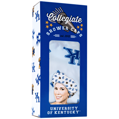 University of Kentucky Collegiate Shower Cap