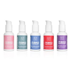 Hair Make-up Semi-Temporary Color Serum