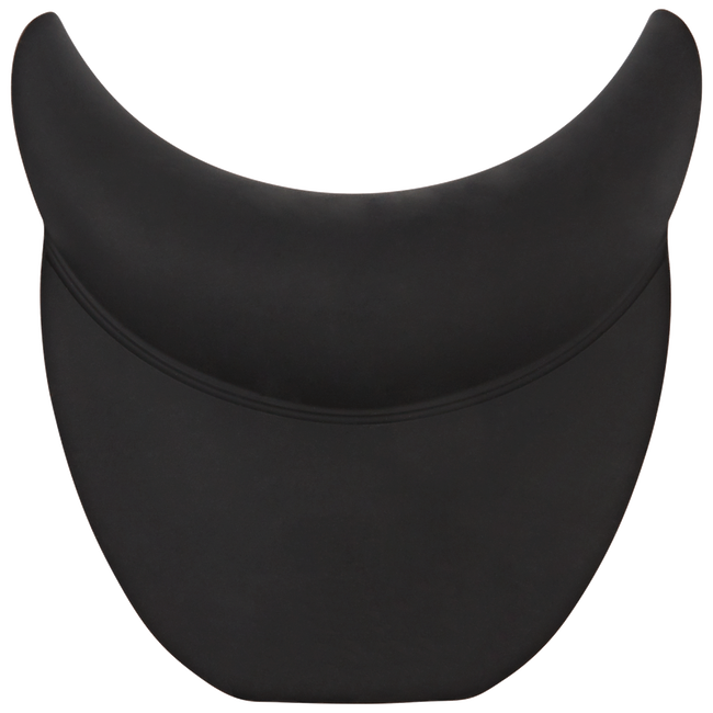 Silicone Shampoo Neck Black Neck Rest