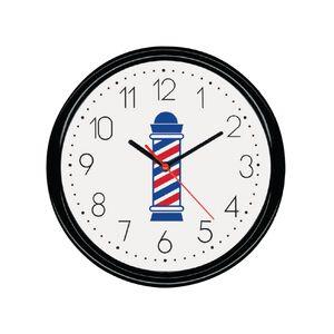 Barber Pole Clock