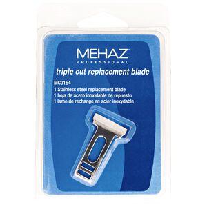 Professional Triple Cut Blades