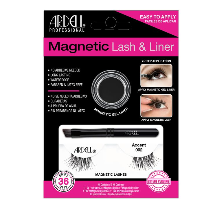 Magnetic Lash & Liner Accent Kit