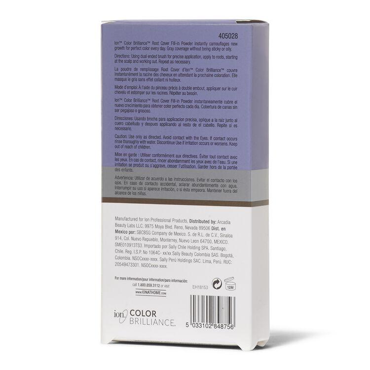 Medium/Dark Brown Root Cover Fill-in Powder