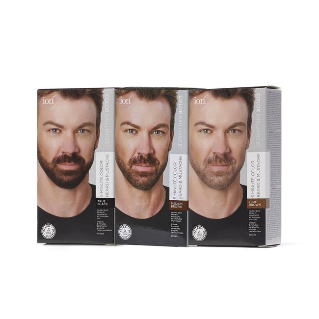 5 Minute Beard & Mustache Color
