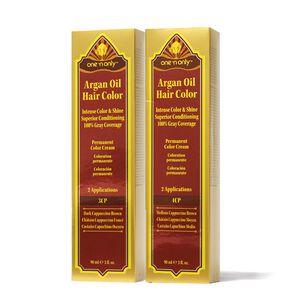 Brunette Cappuccino Series Argan Oil Permanent Hair Color