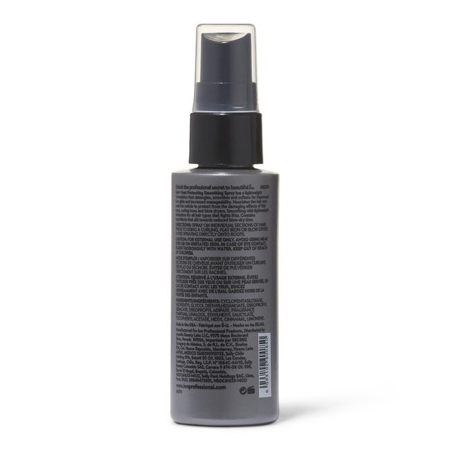 Travel Size Heat Protecting Smoothing Spray
