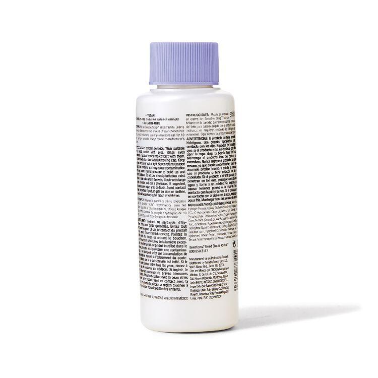 Bright White Sensitive Scalp Developer 10 Volume