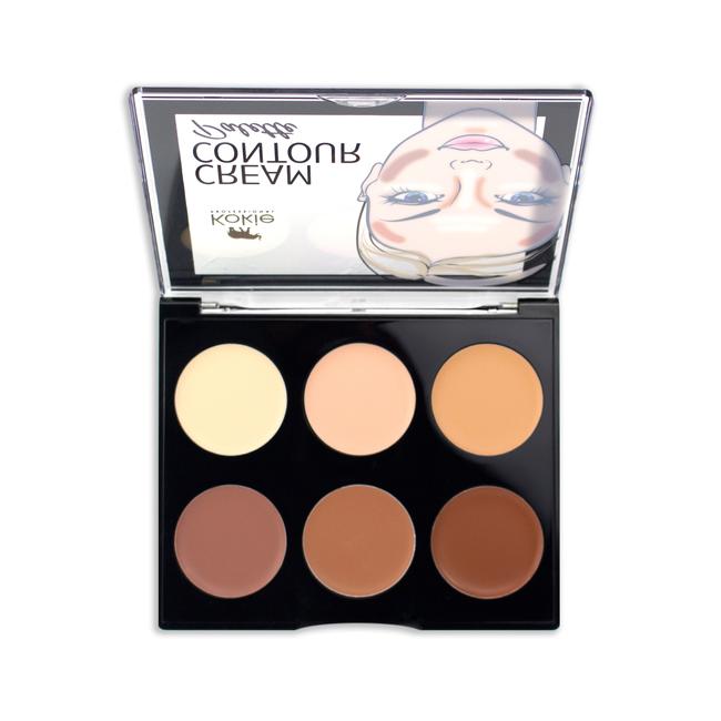 Cream Contour Palette Light/Medium
