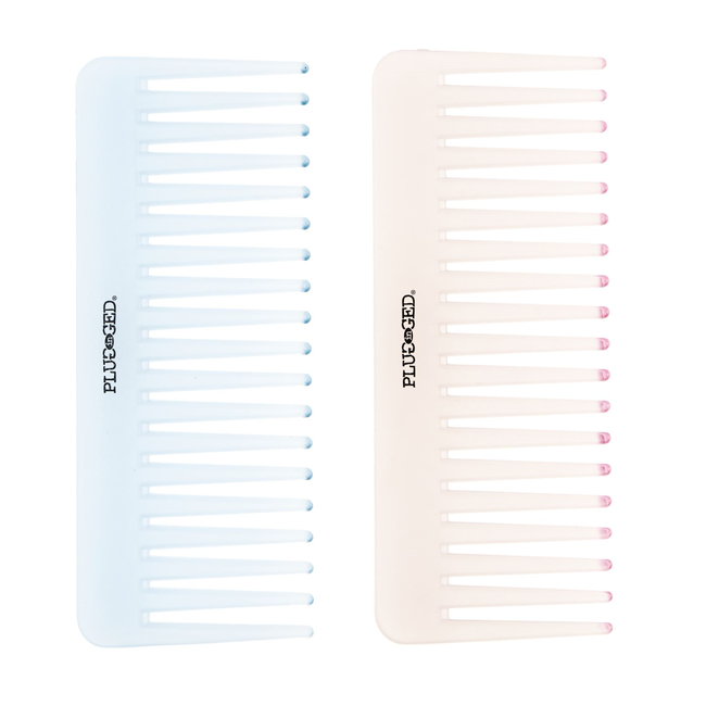 Wide Tooth Pastel Comb