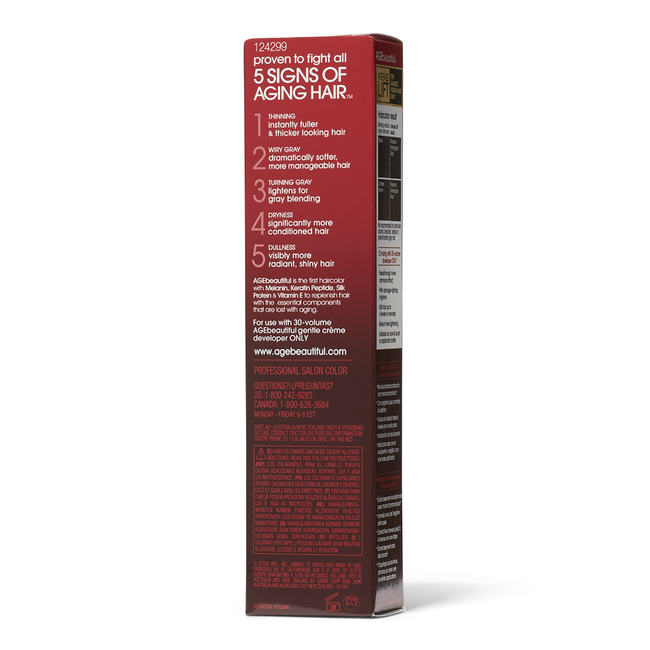 Intense Lift Permanent Liqui-Creme Hair Color Medium Mahogany Red