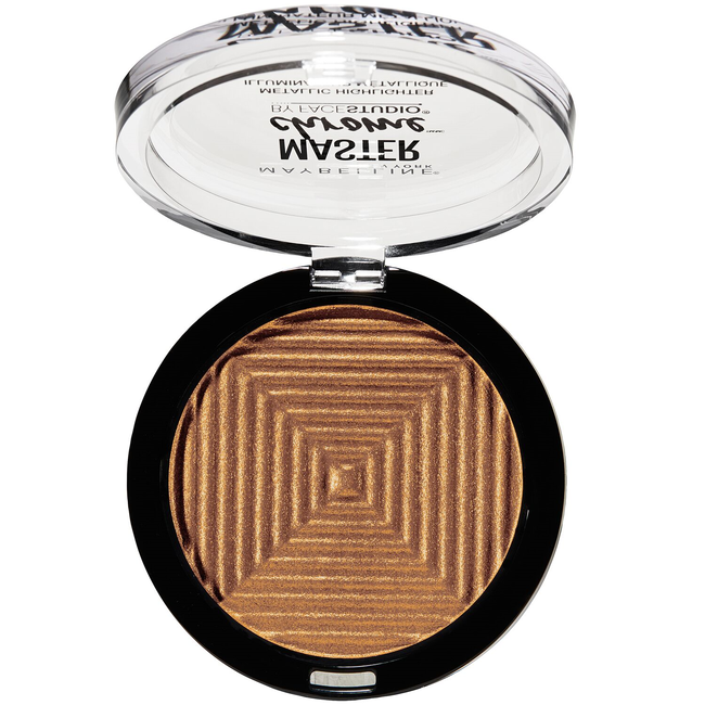 Face Studio Master Chrome Metallic Highlighter Molten Topaz