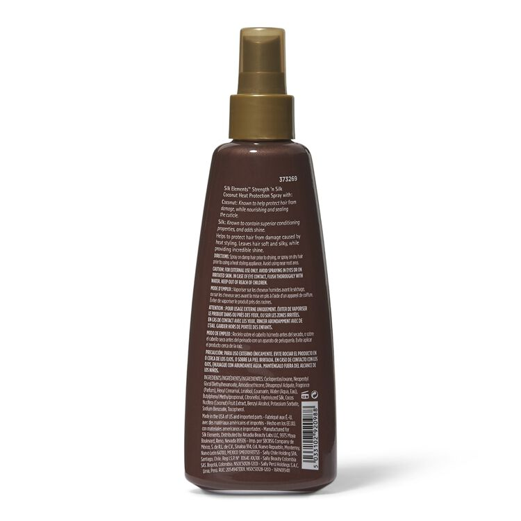 Coconut Heat Protection Spray