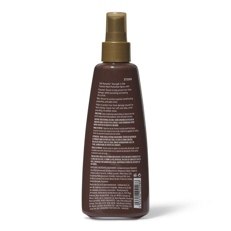 Coconut Heat Protection Spray
