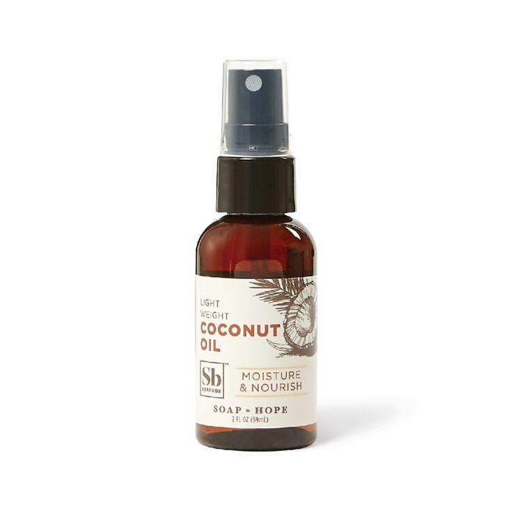 Light Weight Coconut Oil Moisture & Nourish