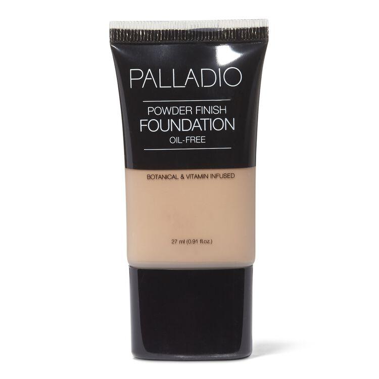 Powder Finish Foundation Vanilla