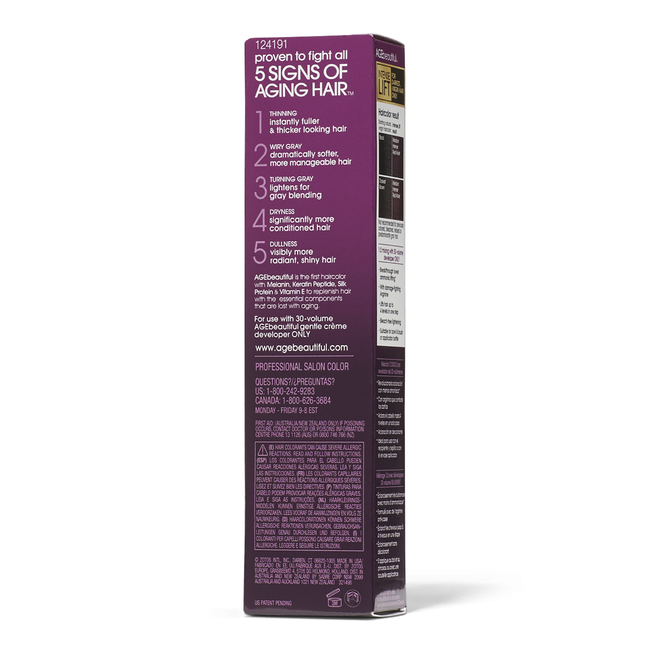 Intense Lift Medium Intense Red Violet Permanent Liqui-Creme Hair Color