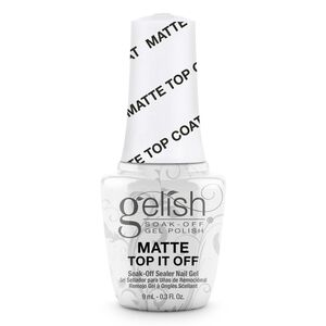 MINI Soak-Off Gel Nail Polish Matte Top It Off