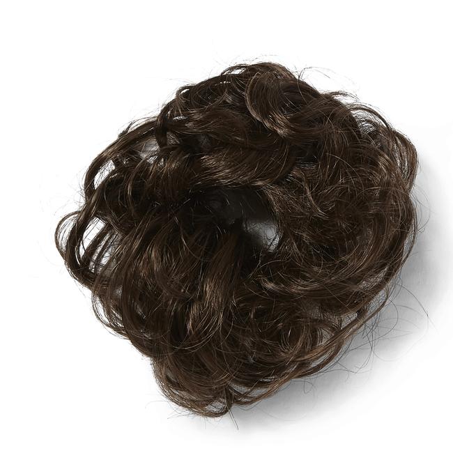 Spare Hair Twist Hairpiece Medium Brown
