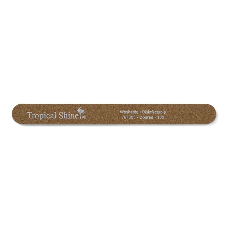 Gold Cushion Nail File Coarse