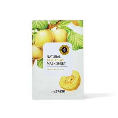 Natural Gold Kiwi Sheet Mask