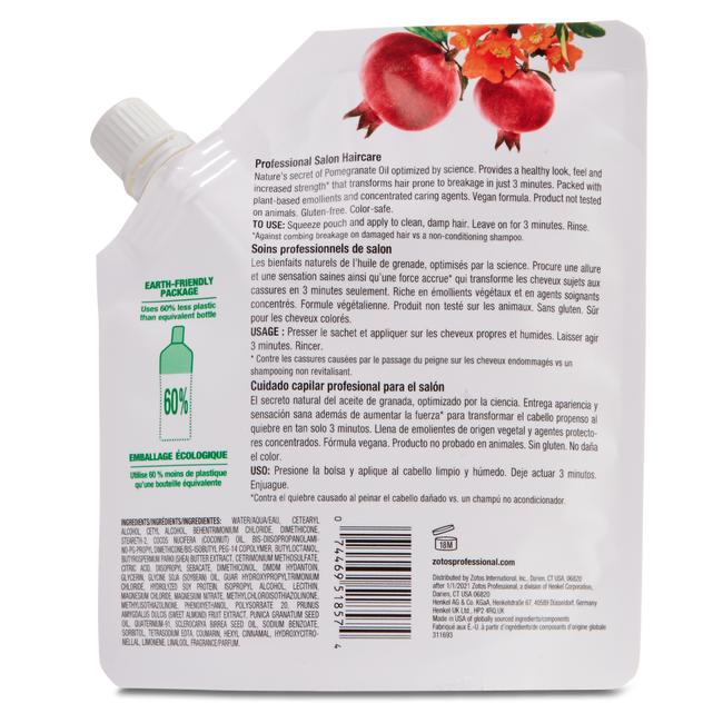 Long & Healthy Infusions Treatment Masque
