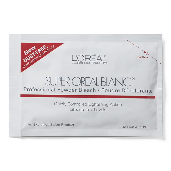Super Oreal Blanc Professional Powder Bleach