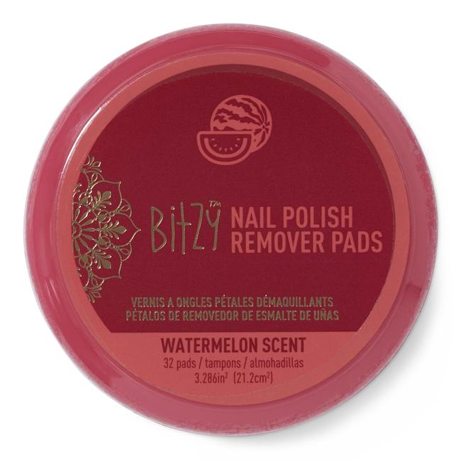 Watermelon Nail Polish Remover Petals