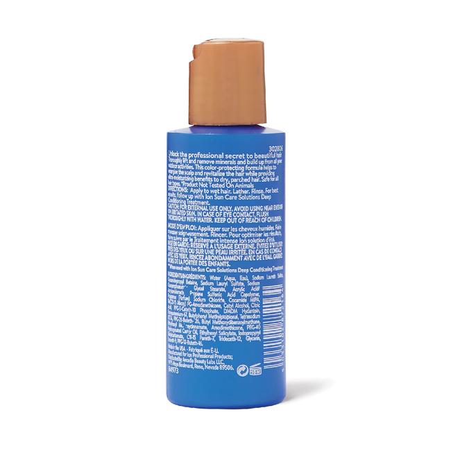 Sun Care Travel Size Shampoo