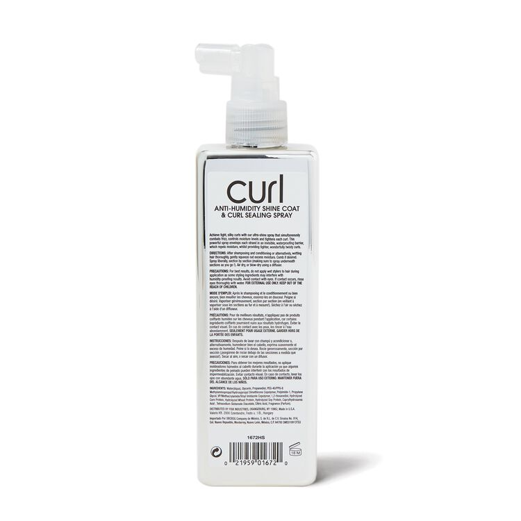 Curl Shine Coat