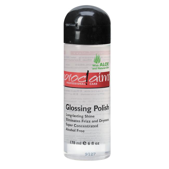 Glossing Polish