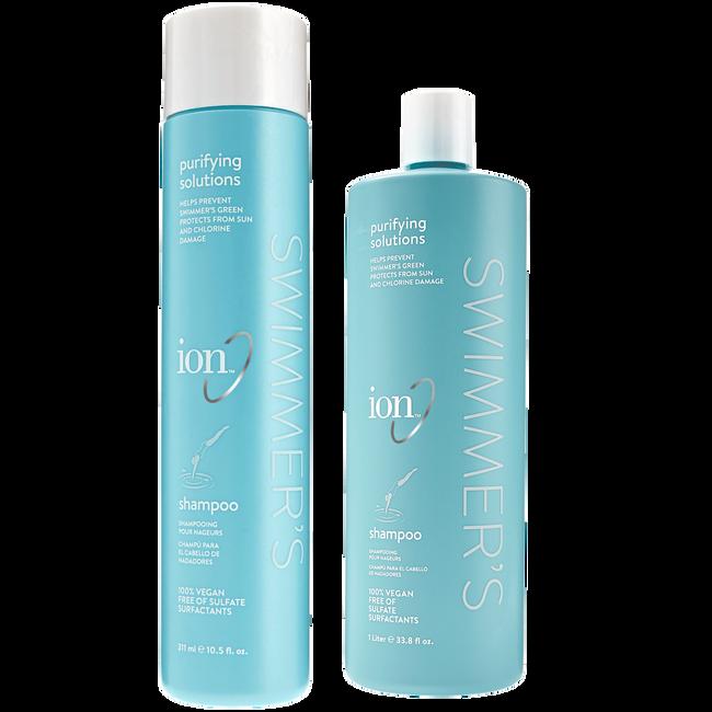 Swimmer's Shampoo