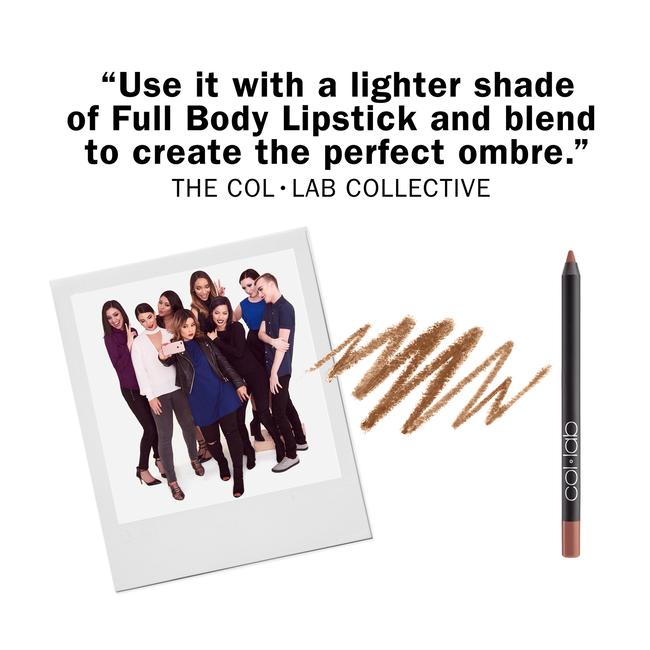 Line & Define Lip Contouring Pencil Burnt Up