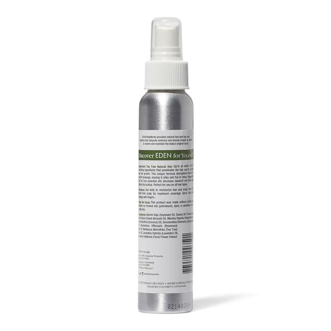 Peppermint Tea Tree Hair Oil