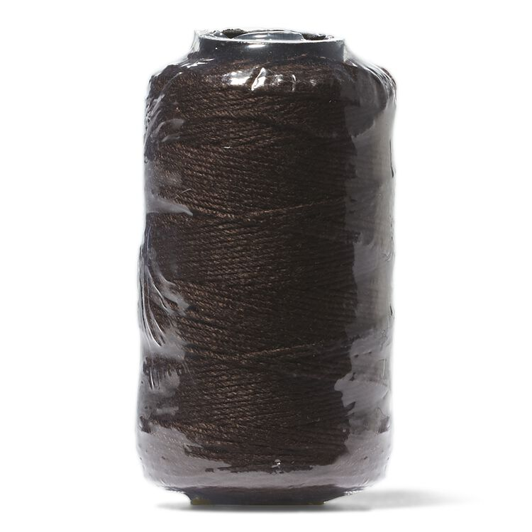 Brown 131 Yard Hair Weaving Thread