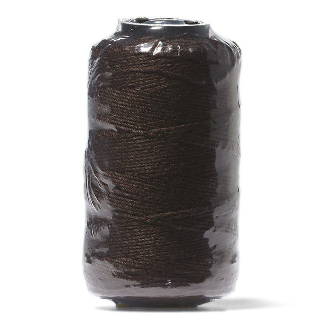 Brown 131 Yard Hair Weaving Thread