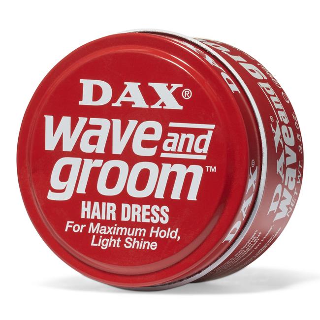 Wave & Groom Hair Dress