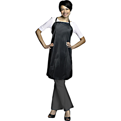 Basic Black Stylist Apron