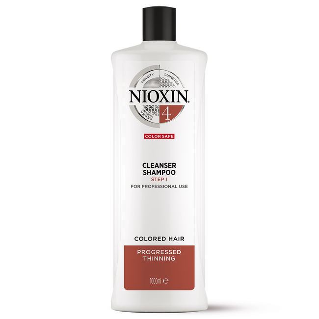 System 4 Cleanser By Nioxin Hair Treatments Shampoo