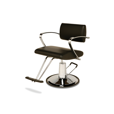 AR2109BB Veneto Styling Chair with Round Base
