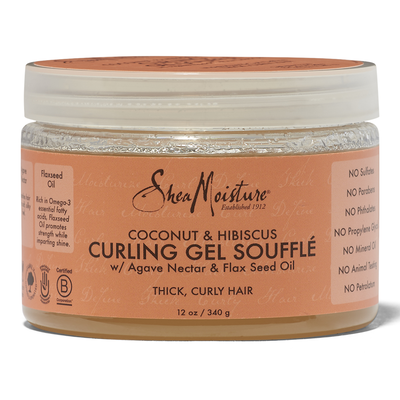 Curling Gel Souffle