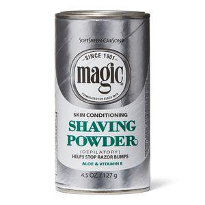 Magic Skin Conditioning Shaving Powder