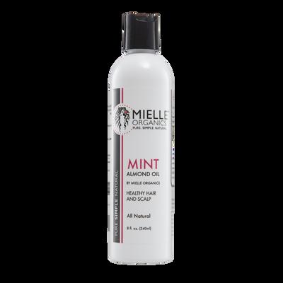 Mint Almond Oil