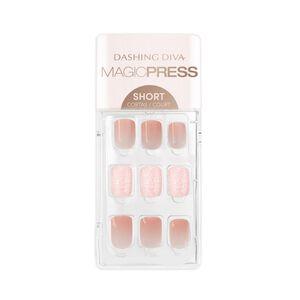 Magic Press on Nails Sunset Breeze - Short