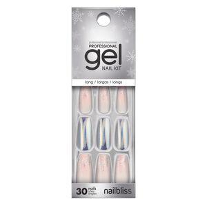 French Rave Gel Nail Kit