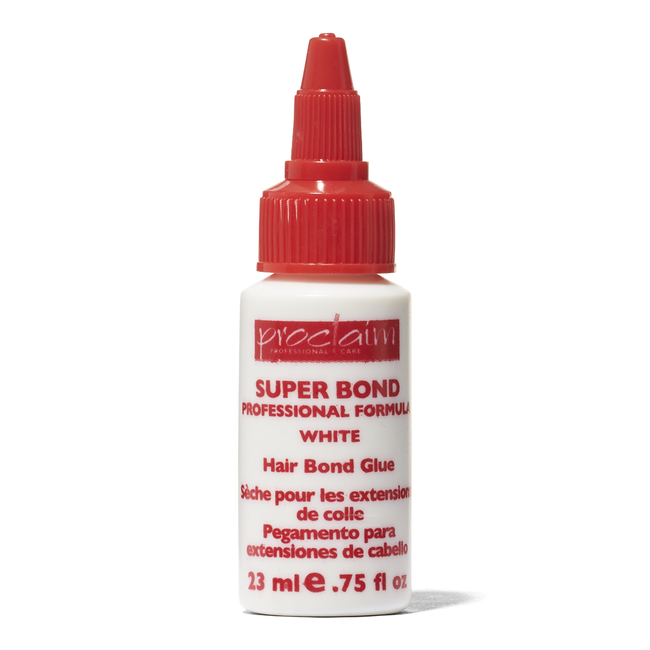 White Super Bond Hair Glue