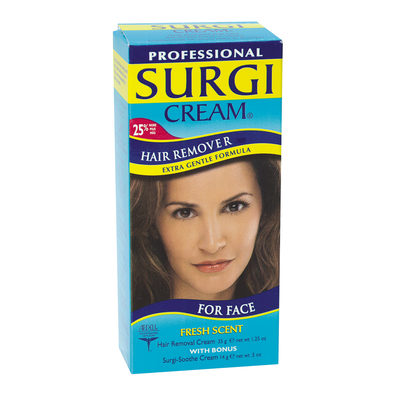 Surgi-Cream Facial Depilatory